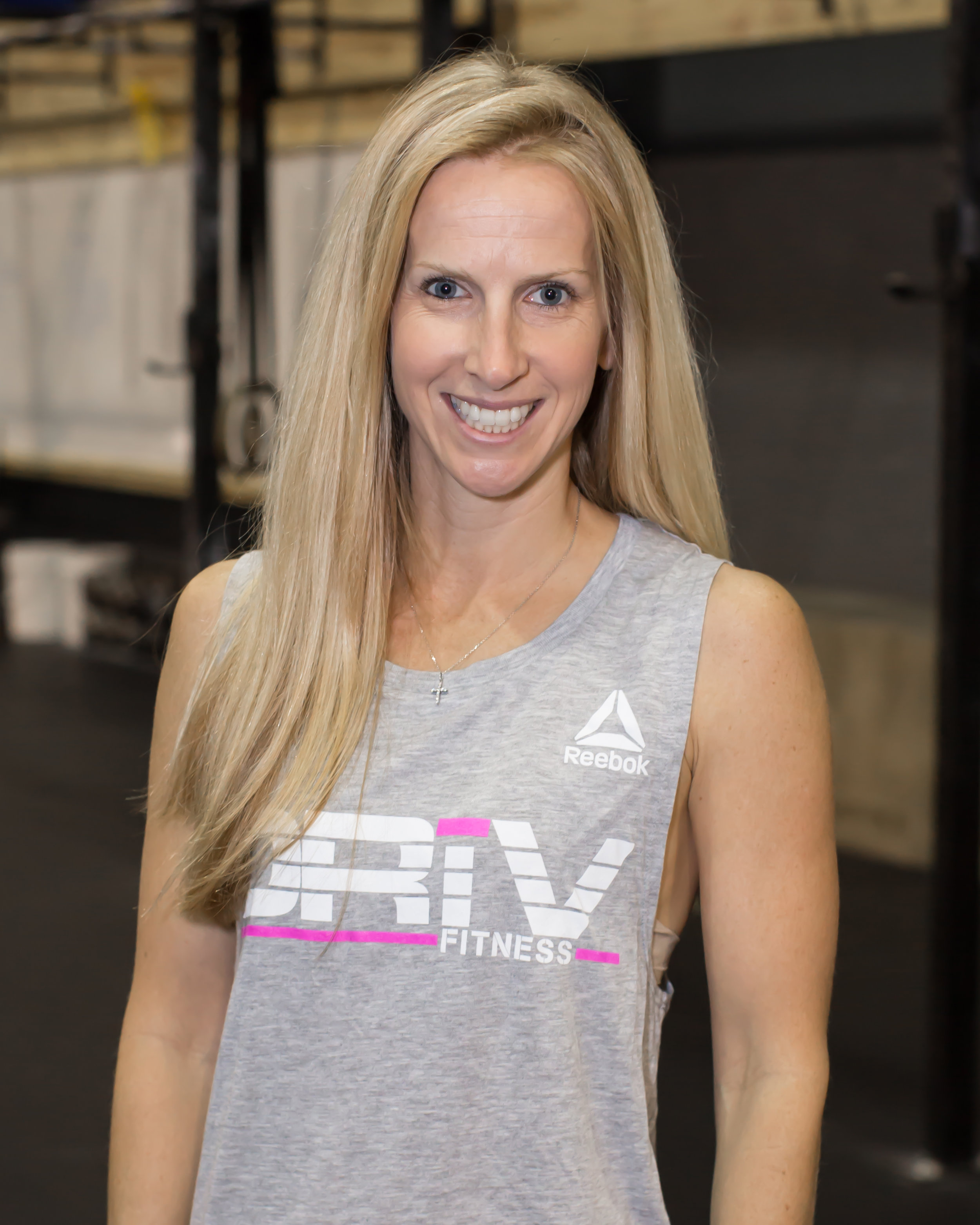 Alison Johnson, GM - CrossFit Course - Level 1
