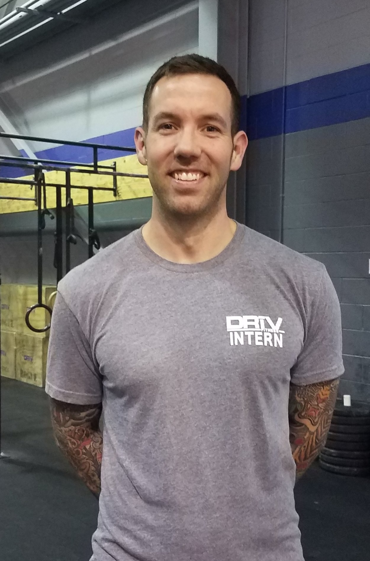 Sean Schoeneman Coach, F.I.T. Director - CrossFit Courses - Level 1, 2, 3 & Masters
