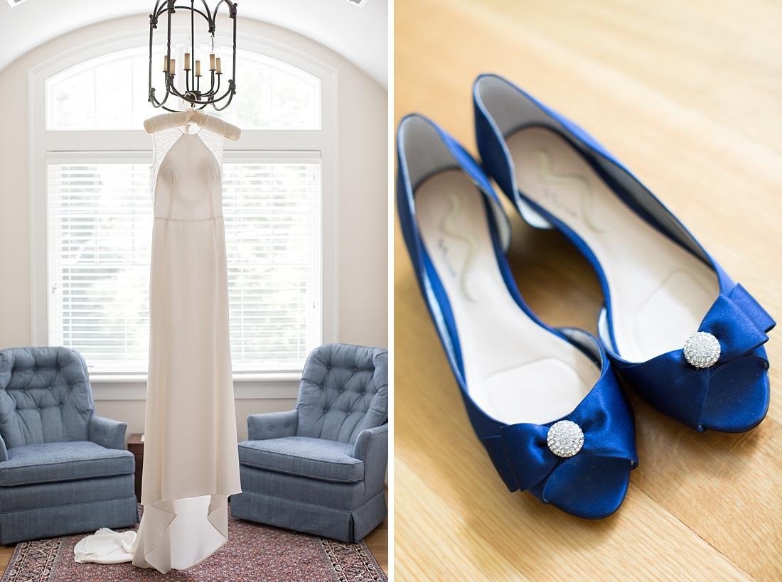Marryland Weddings Navy Polka Dot Elkridge Club Wedding_0742.jpg