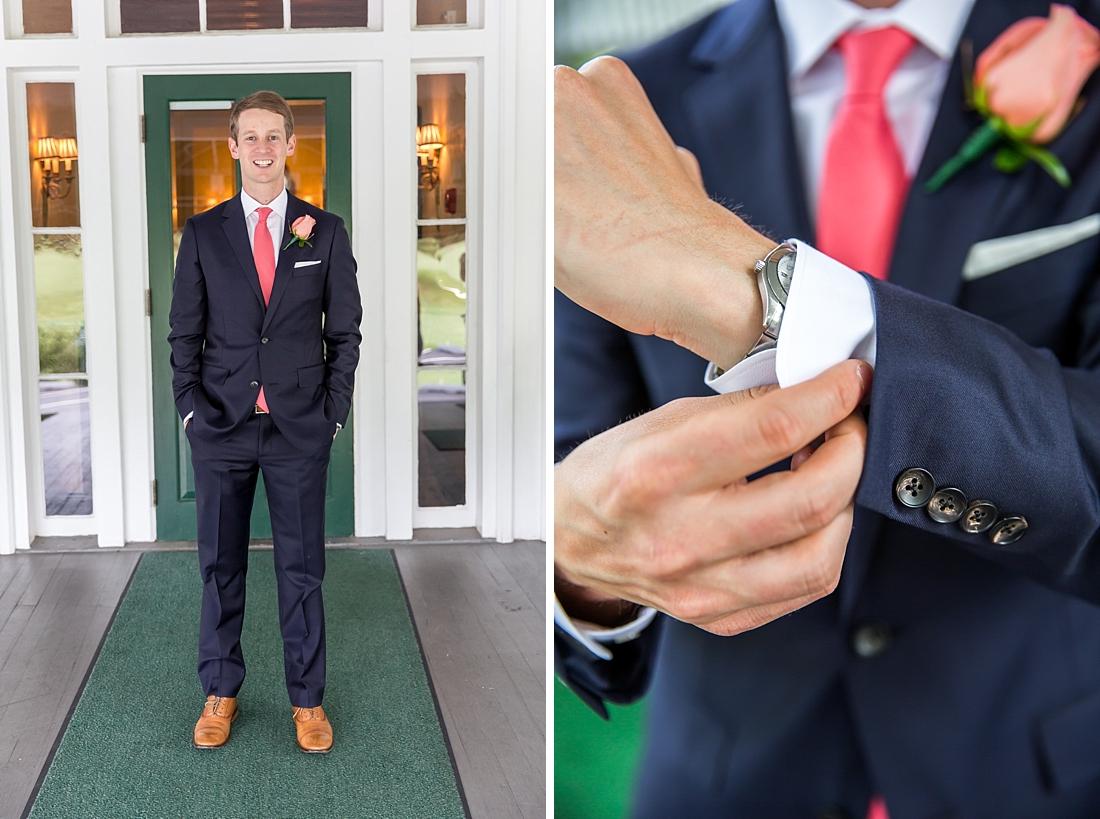 Marryland Weddings Navy Polka Dot Elkridge Club Wedding_0747.jpg