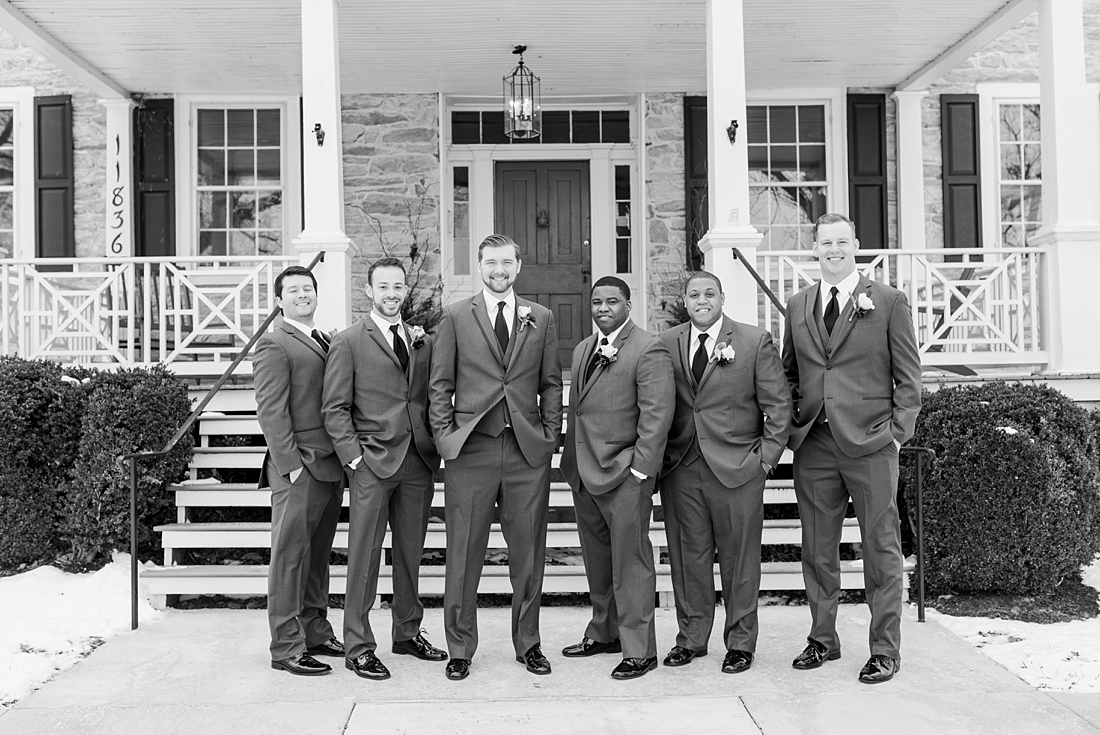 Marryland Weddings Romantic Winter Garden Springfield Manor Thurmont MD Brittany Thomas Photography_0775.jpg