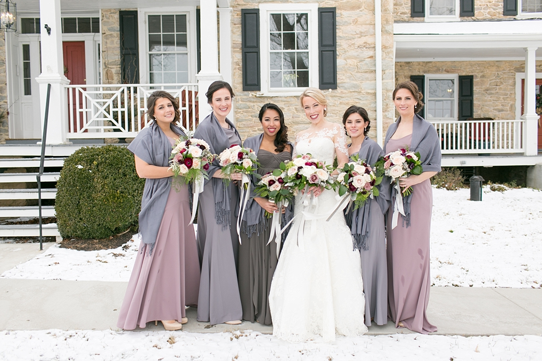 Marryland Weddings Romantic Winter Garden Springfield Manor Thurmont MD Brittany Thomas Photography_0780.jpg