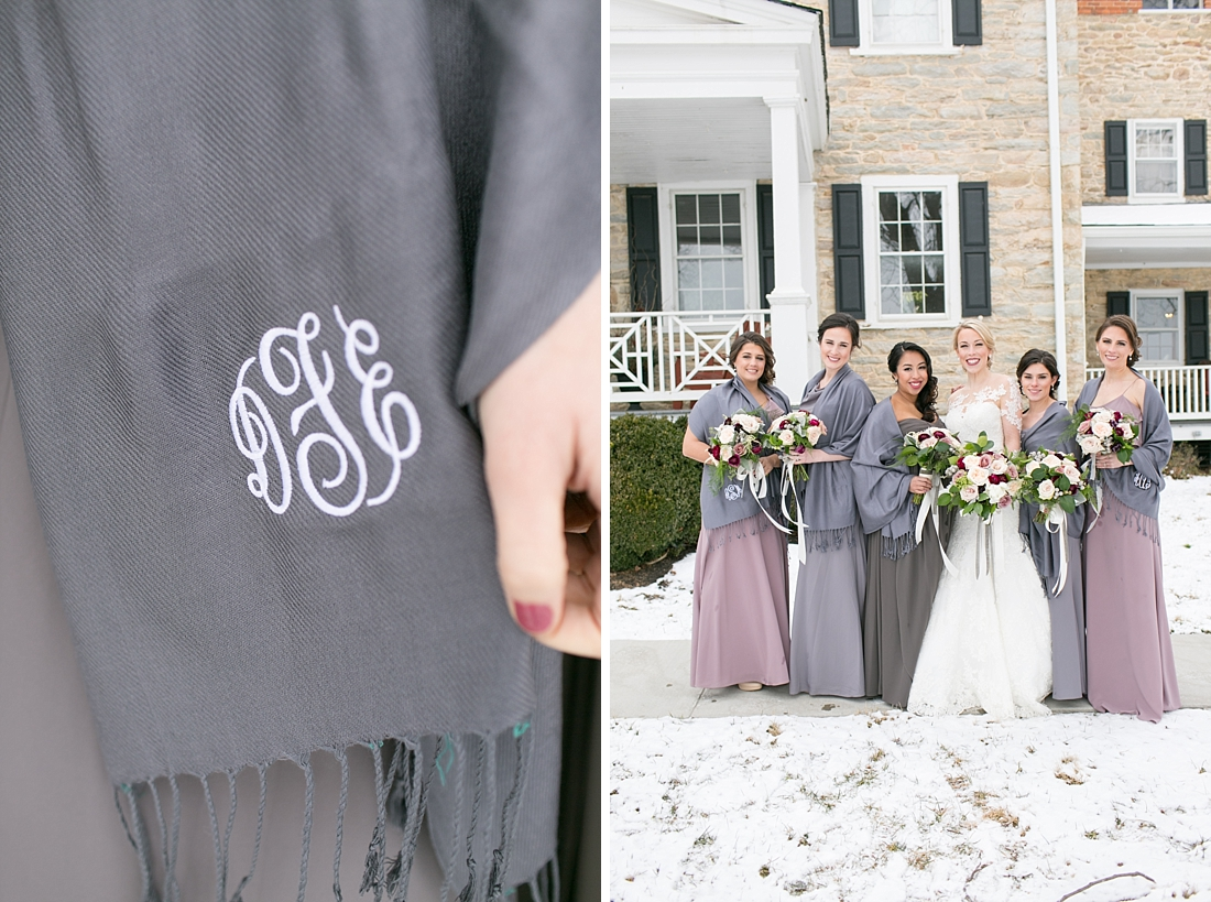 Marryland Weddings Romantic Winter Garden Springfield Manor Thurmont MD Brittany Thomas Photography_0781.jpg