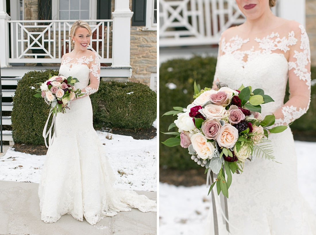 Marryland Weddings Romantic Winter Garden Springfield Manor Thurmont MD Brittany Thomas Photography_0784.jpg