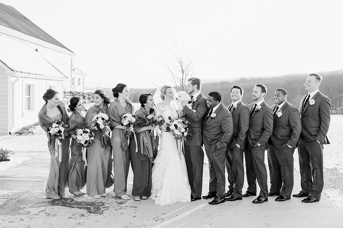Marryland Weddings Romantic Winter Garden Springfield Manor Thurmont MD Brittany Thomas Photography_0801.jpg