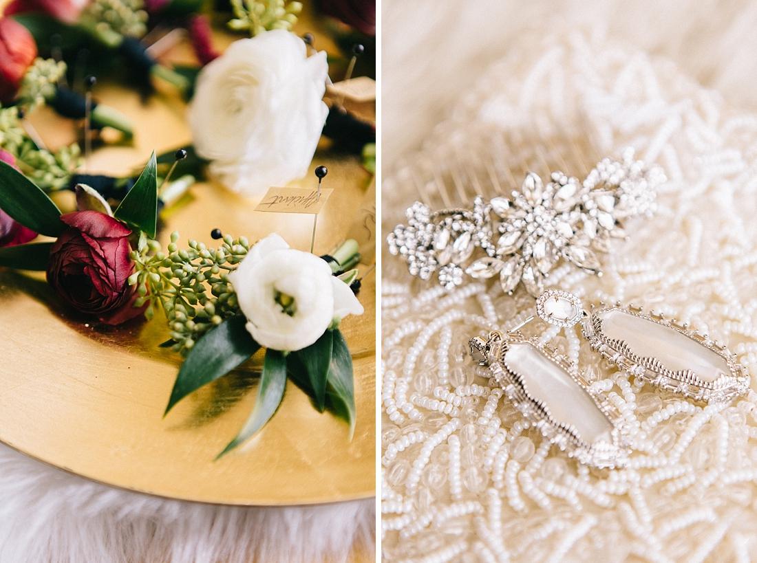 Marryland Weddings Modern Fall American Visionary Arts Museum Burgundy Gold Sarah Murray Photography_0823.jpg