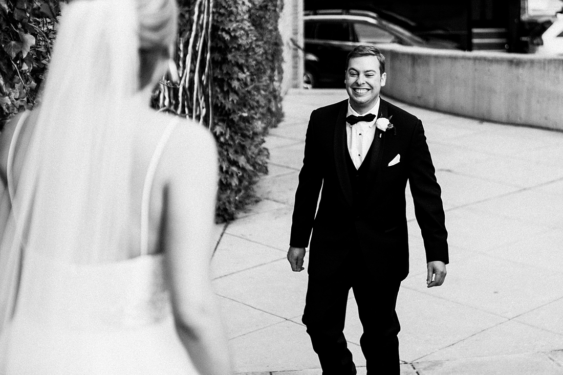 Marryland Weddings Modern Fall American Visionary Arts Museum Burgundy Gold Sarah Murray Photography_0834.jpg