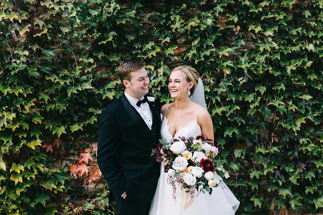 Marryland Weddings Modern Fall American Visionary Arts Museum Burgundy Gold Sarah Murray Photography_0841.jpg