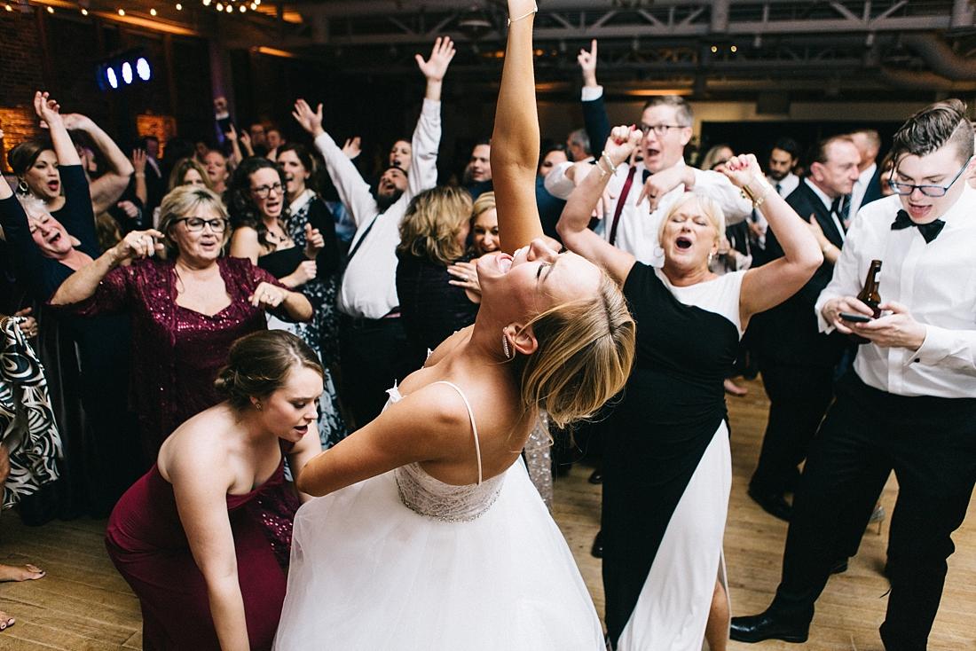 Marryland Weddings Modern Fall American Visionary Arts Museum Burgundy Gold Sarah Murray Photography_0882.jpg