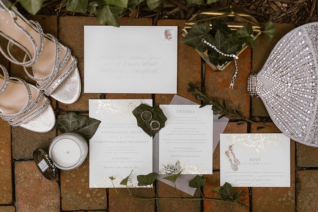 Marryland Weddings Romantic Secret Garden Wedding TIdewater Inn Victoria Selman Photography_0885.jpg