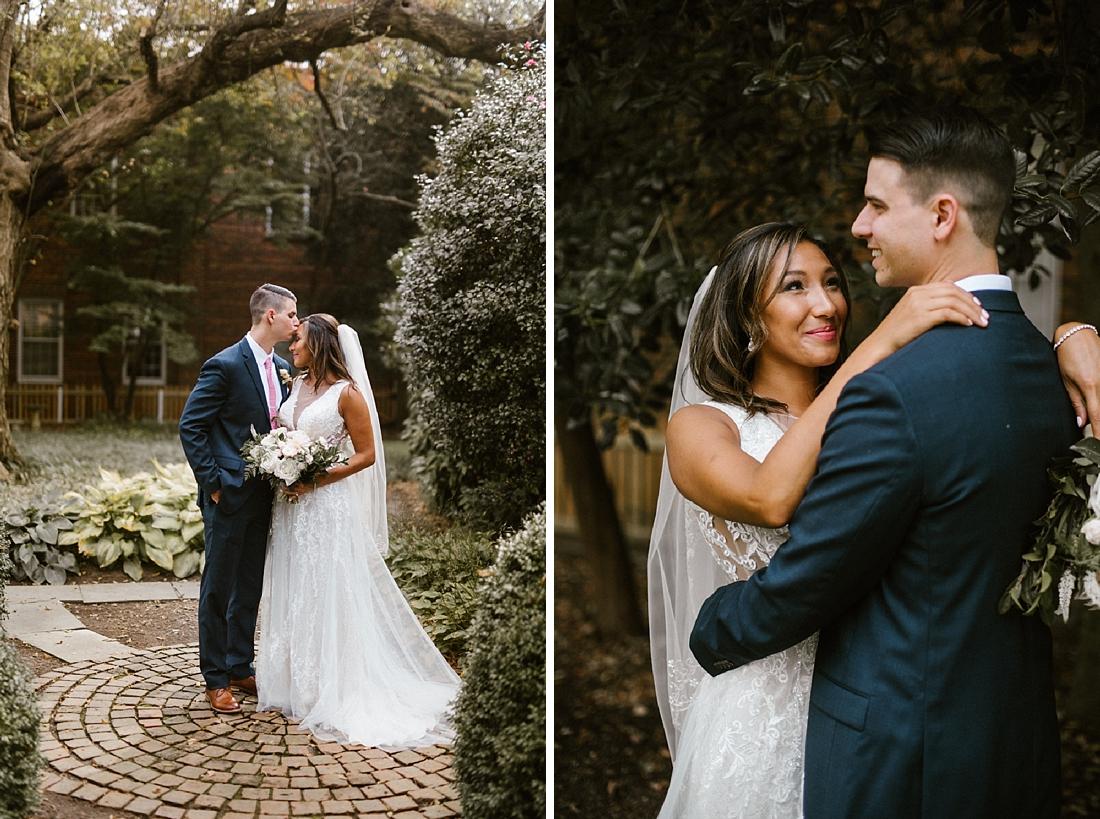 Marryland Weddings Romantic Secret Garden Wedding TIdewater Inn Victoria Selman Photography_0903.jpg