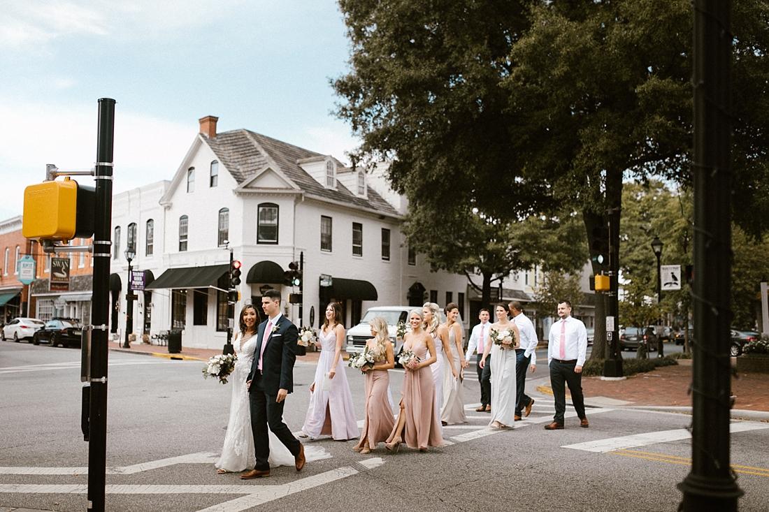 Marryland Weddings Romantic Secret Garden Wedding TIdewater Inn Victoria Selman Photography_0909.jpg