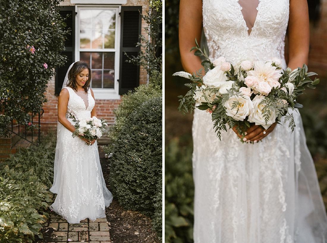 Marryland Weddings Romantic Secret Garden Wedding TIdewater Inn Victoria Selman Photography_0912.jpg