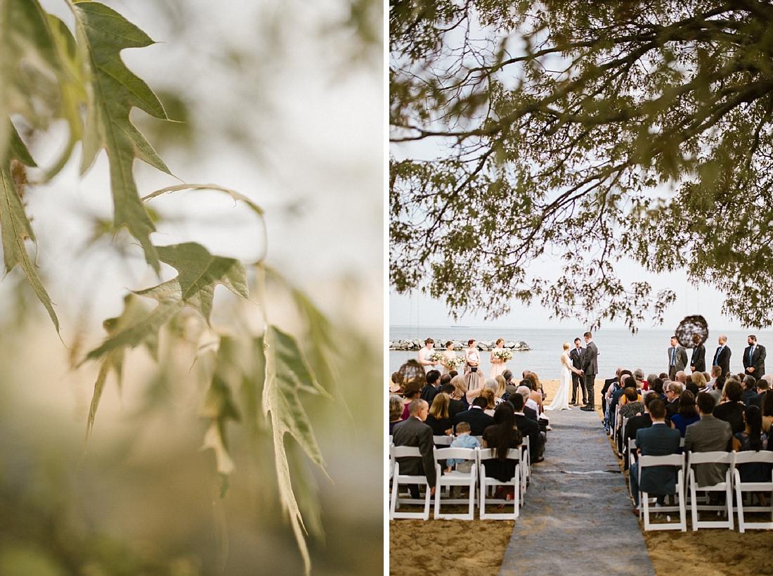 Marryland Weddings Earthy Neutrals Wedding at Chesapeake Bay Foundation Victoria Selman Photography_1004.jpg