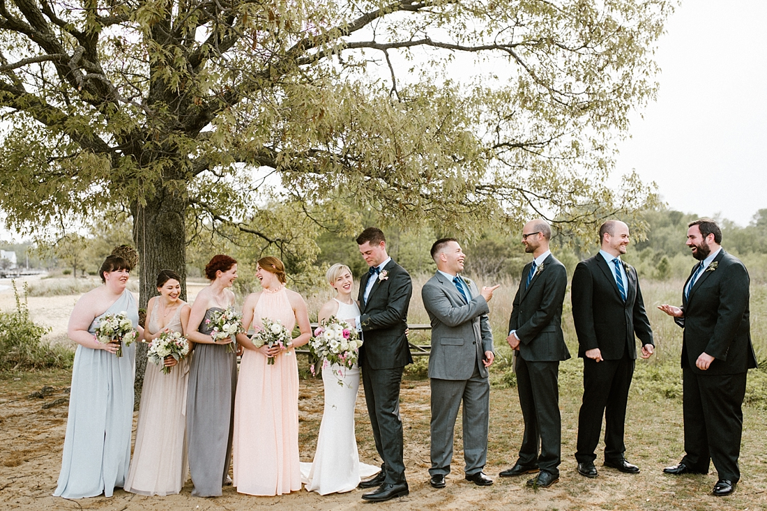 Marryland Weddings Earthy Neutrals Wedding at Chesapeake Bay Foundation Victoria Selman Photography_1010.jpg