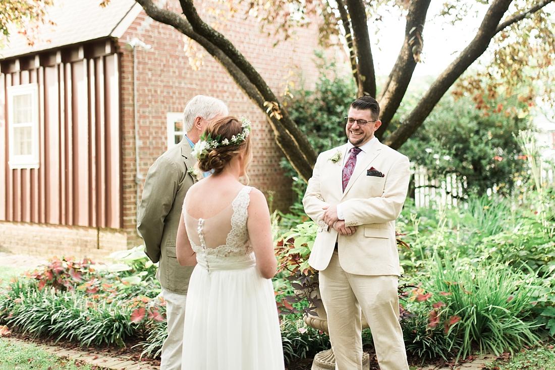 Intimate Garden Wedding Easton MD Talbot Historical Society Marryland Weddings_1365.jpg