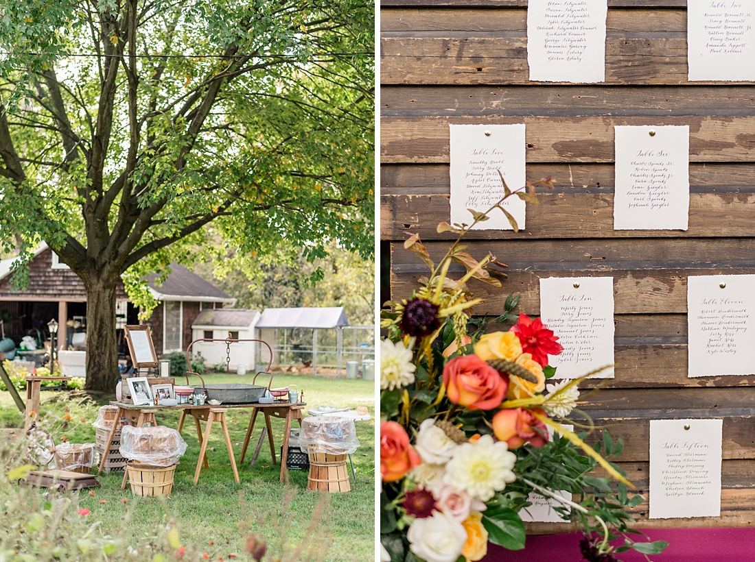 Burgundy Gold Green Autumn Estate Wedding Relay MD Marryland Weddings_1444.jpg