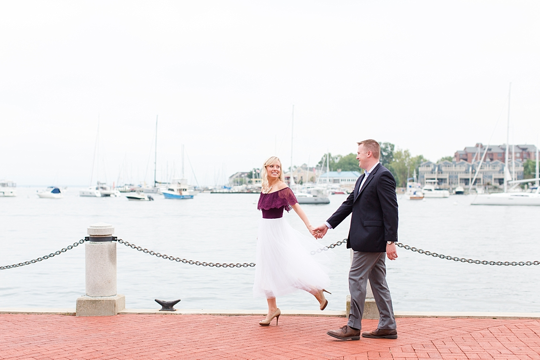 Historic Downtown Annapolis Engagement Session Bethanne Arthur Photography_0060.jpg
