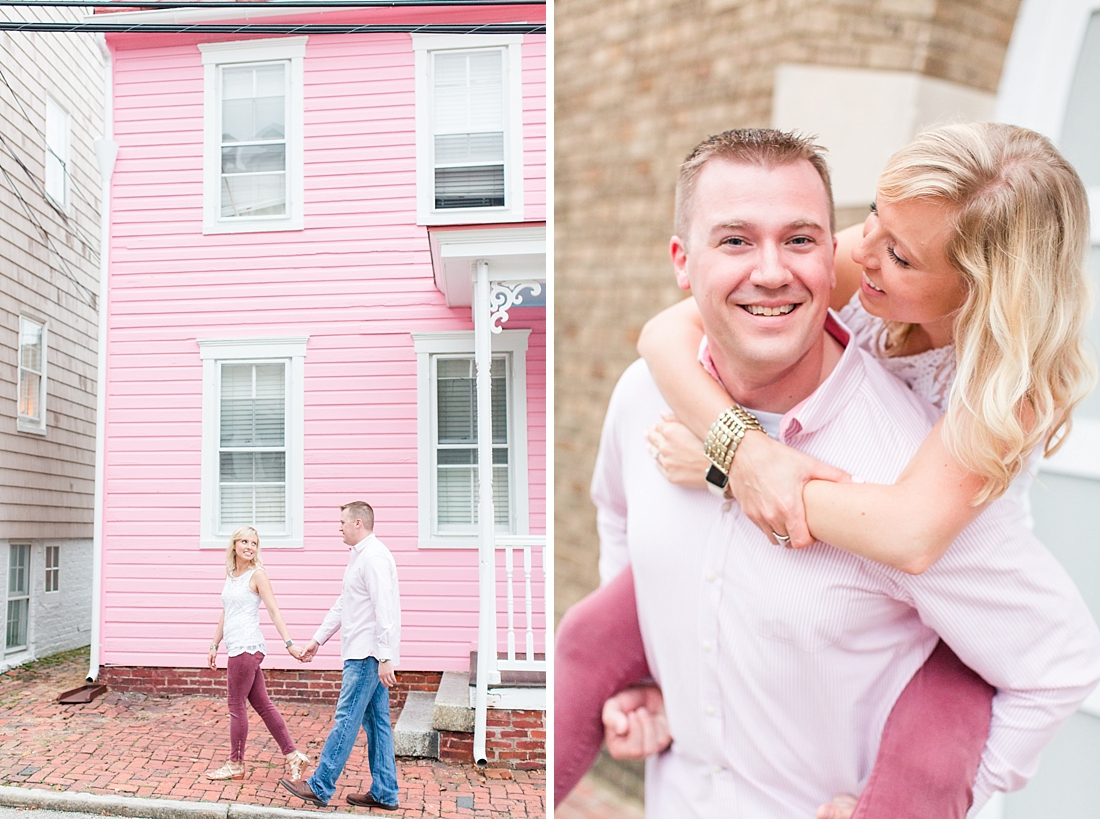 Historic Downtown Annapolis Engagement Session Bethanne Arthur Photography_0069.jpg