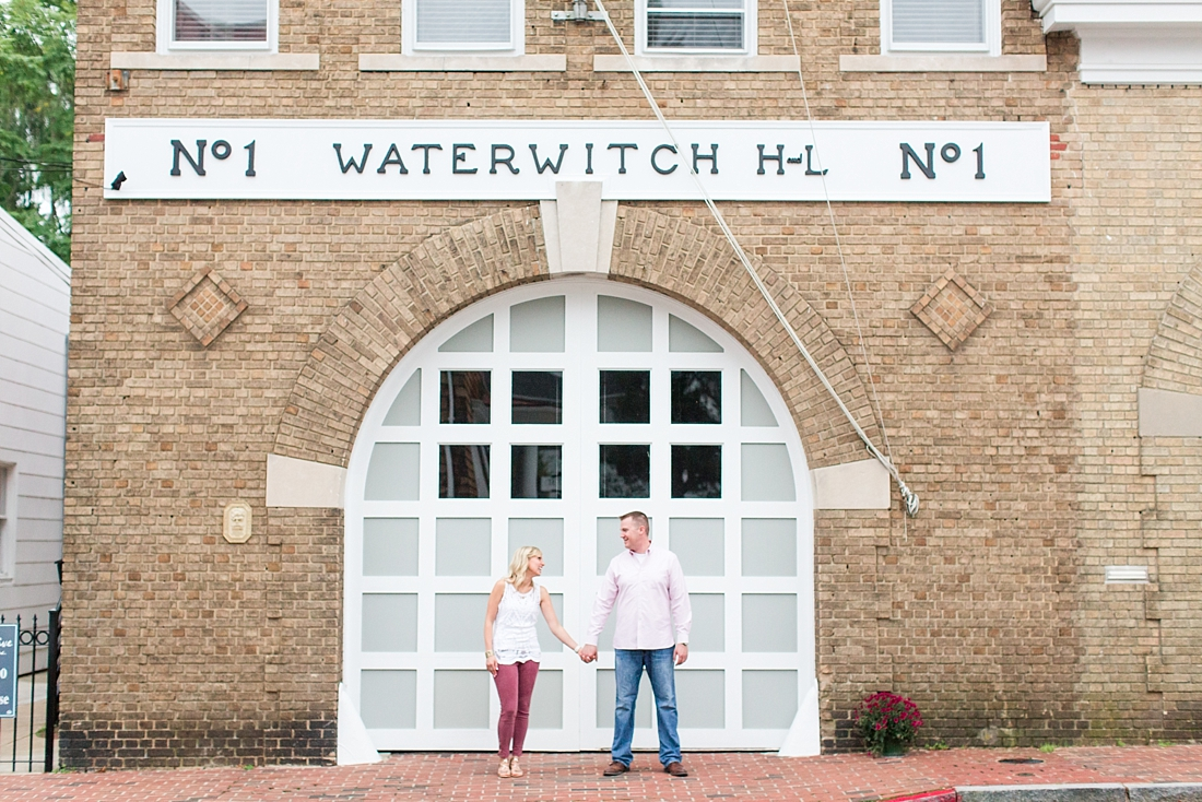 Historic Downtown Annapolis Engagement Session Bethanne Arthur Photography_0070.jpg