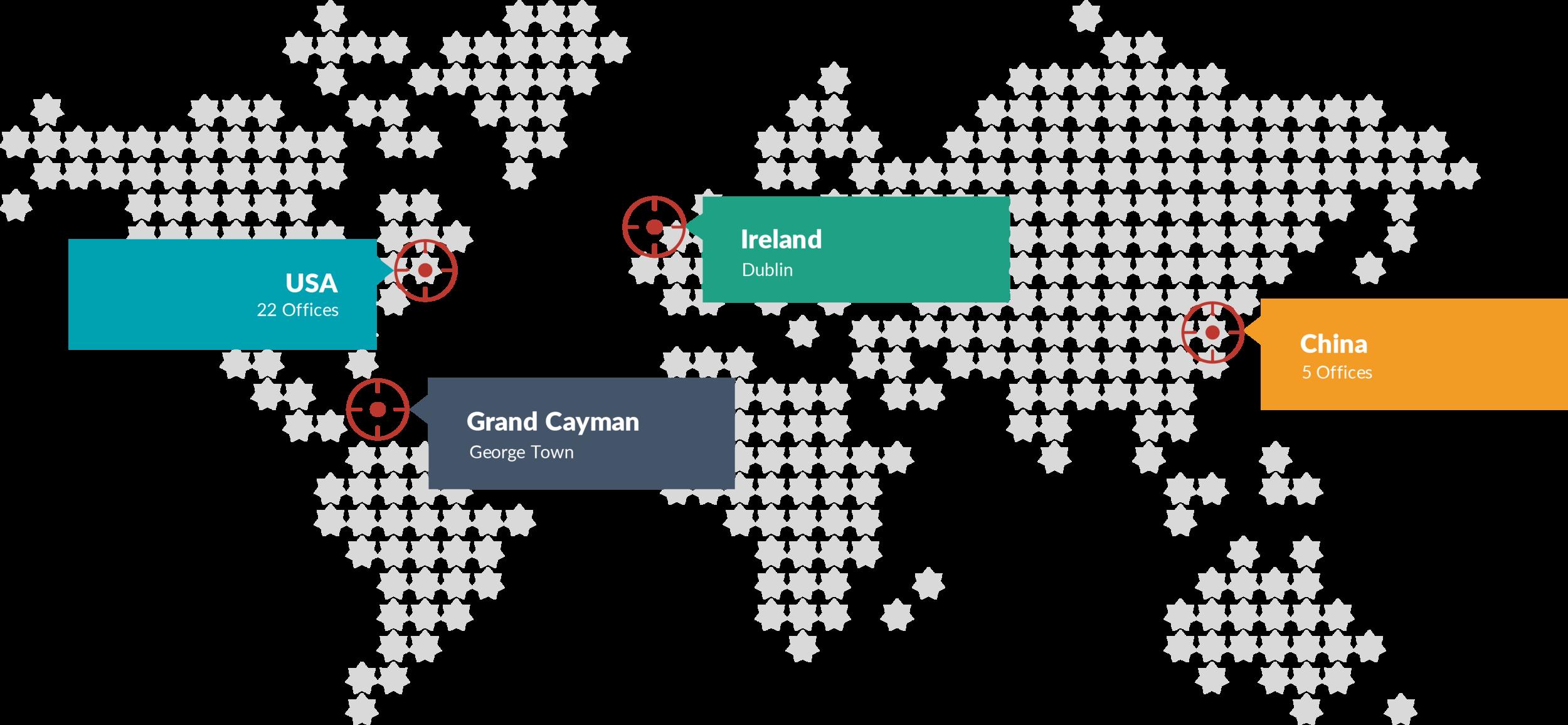 Macrum Worldwide Locations