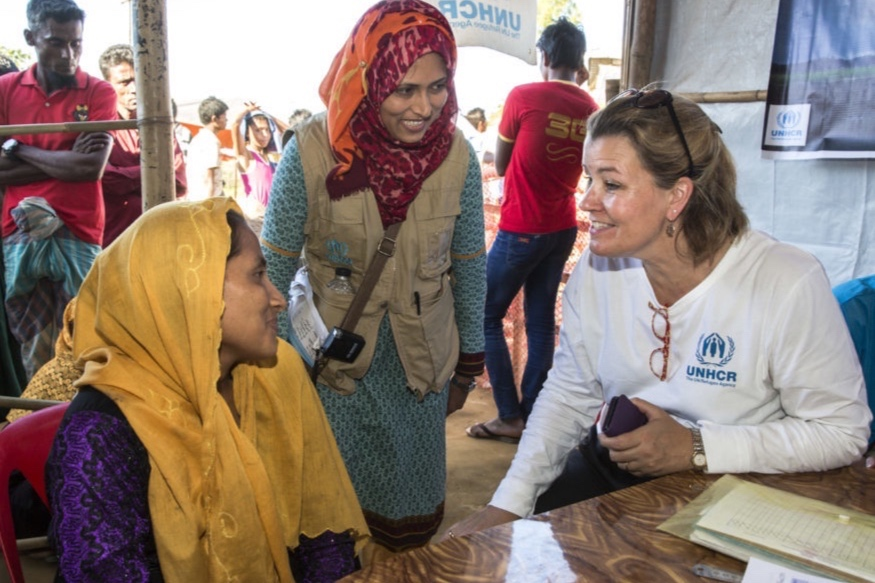 Kelly Clements: - UNHCR Deputy High Commissioner