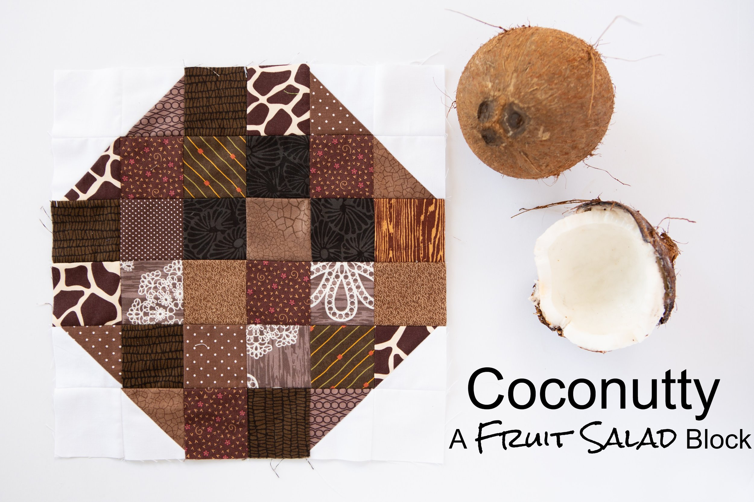 Coconutty - A Fruit Salad Block