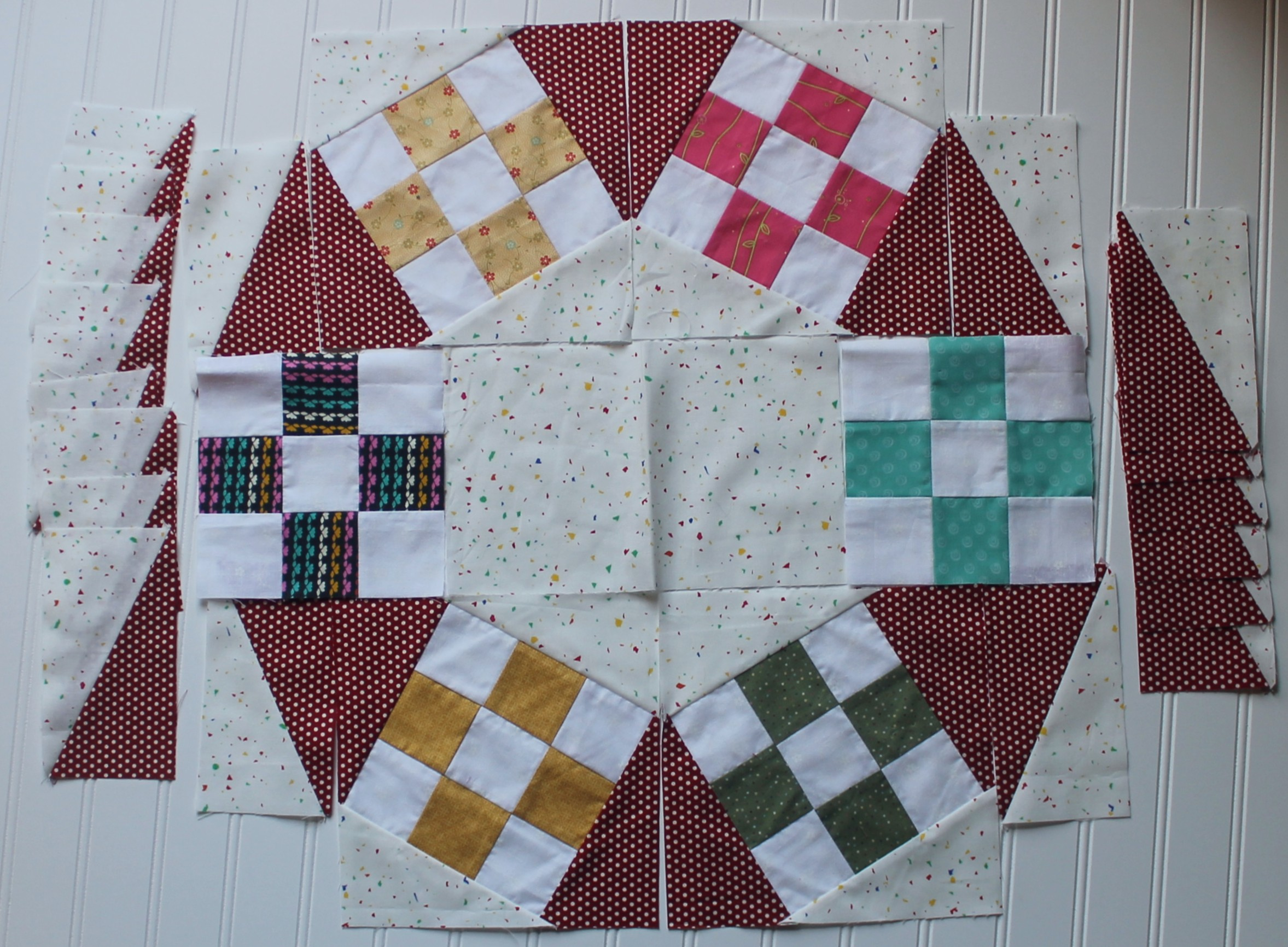 Jack's Chain by Katie Mae Quilts