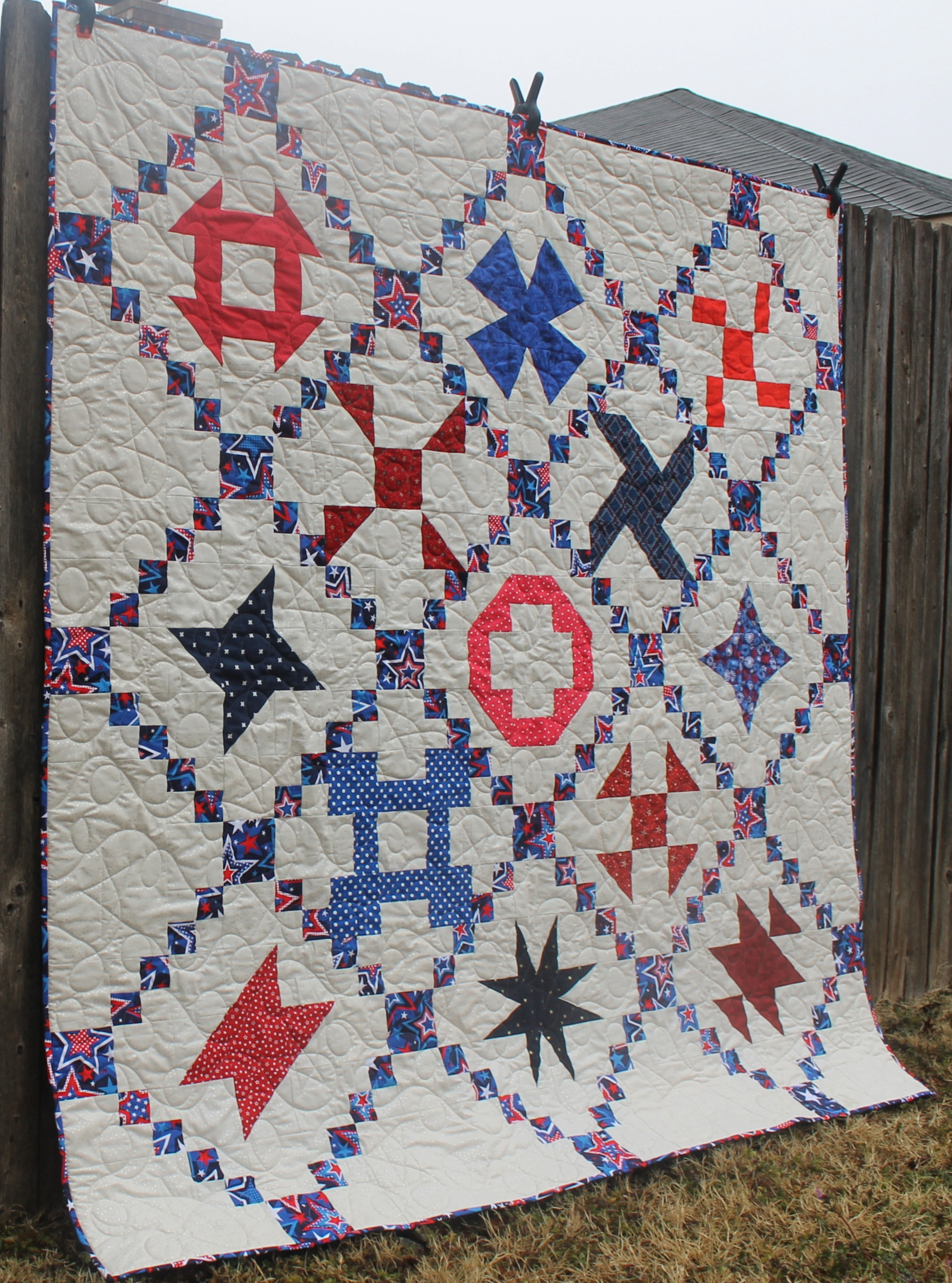 SWOK Quilt Guild BOM by Katie Mae Quilts