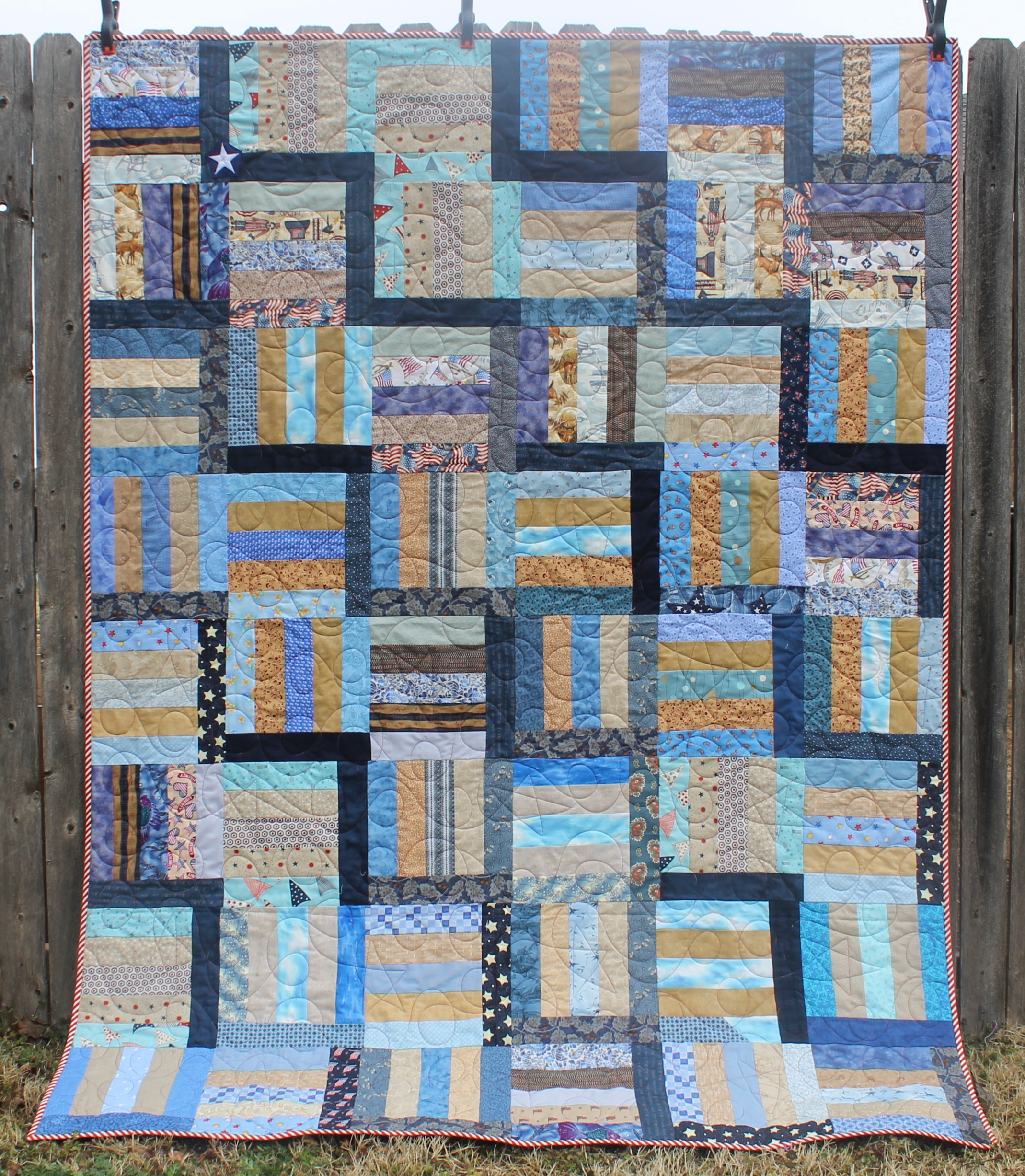 Quilts of Valor by Katie Mae Quilts