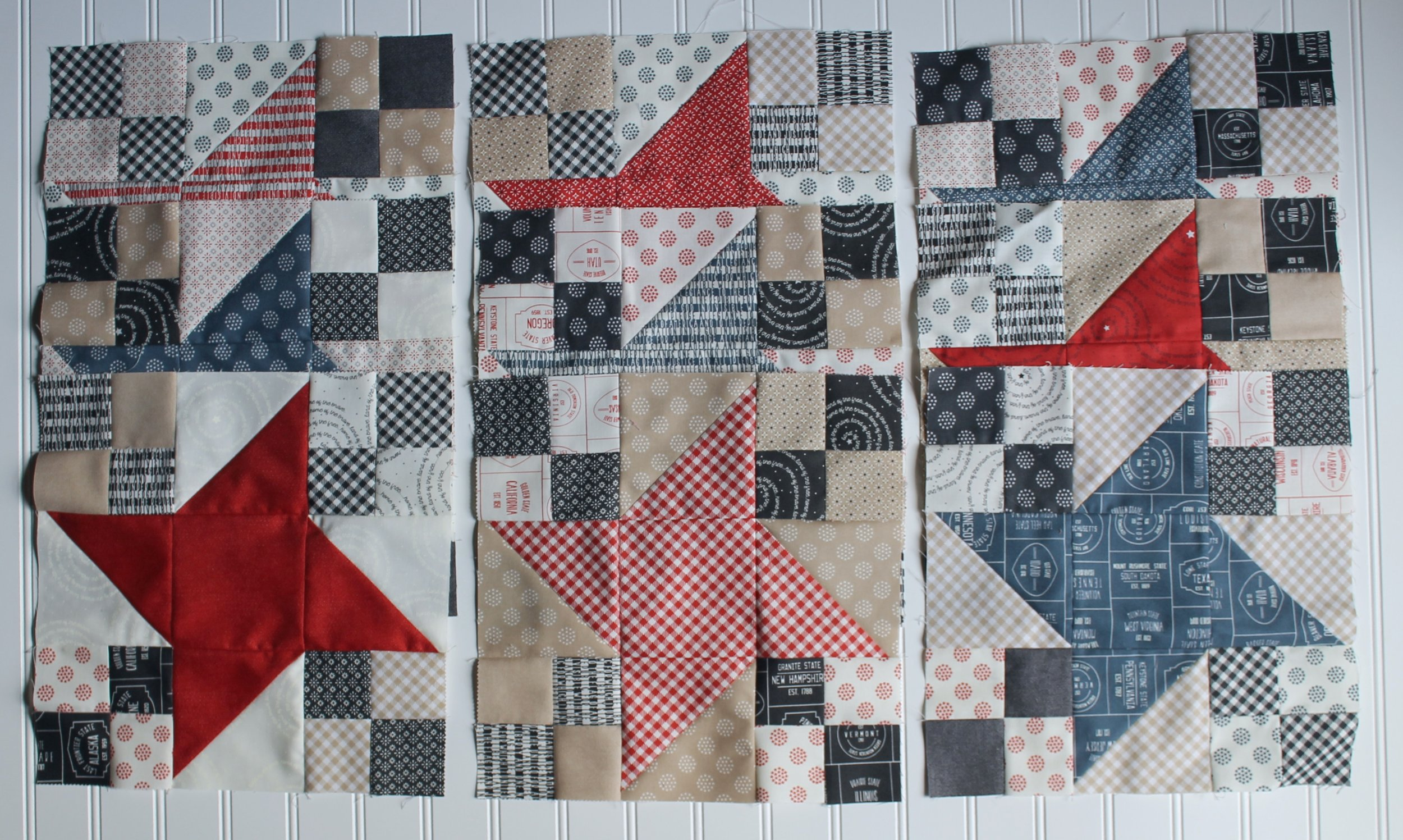 Friendship Chain by Katie Mae Quilts