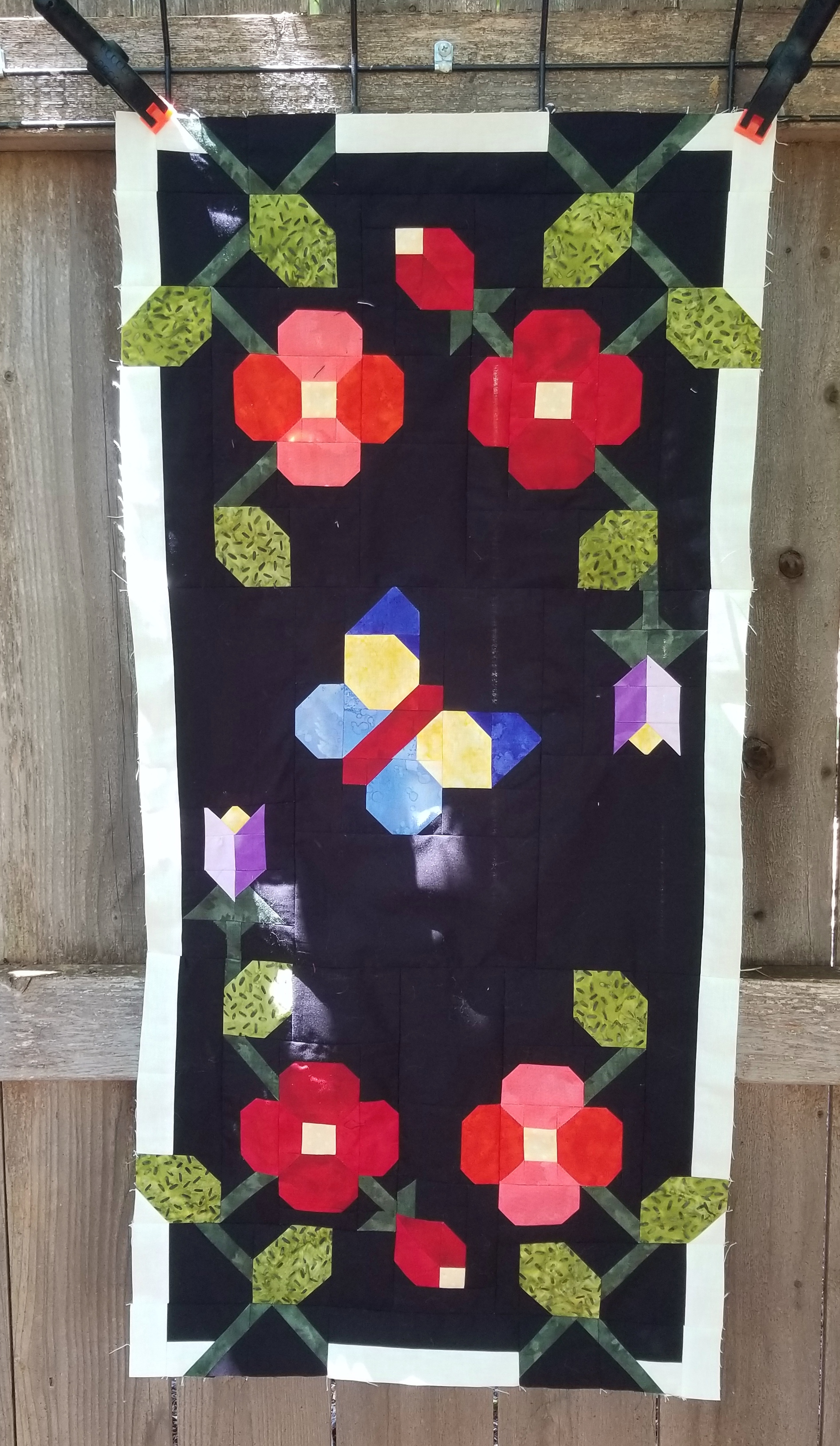 Eternal Bloom by Katie Mae Quilts