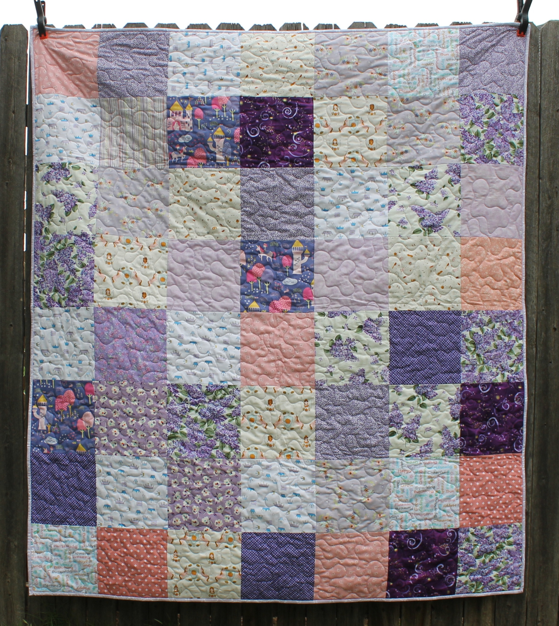 Spokane Lilac Day Parade Quilts by Katie Mae Quilts