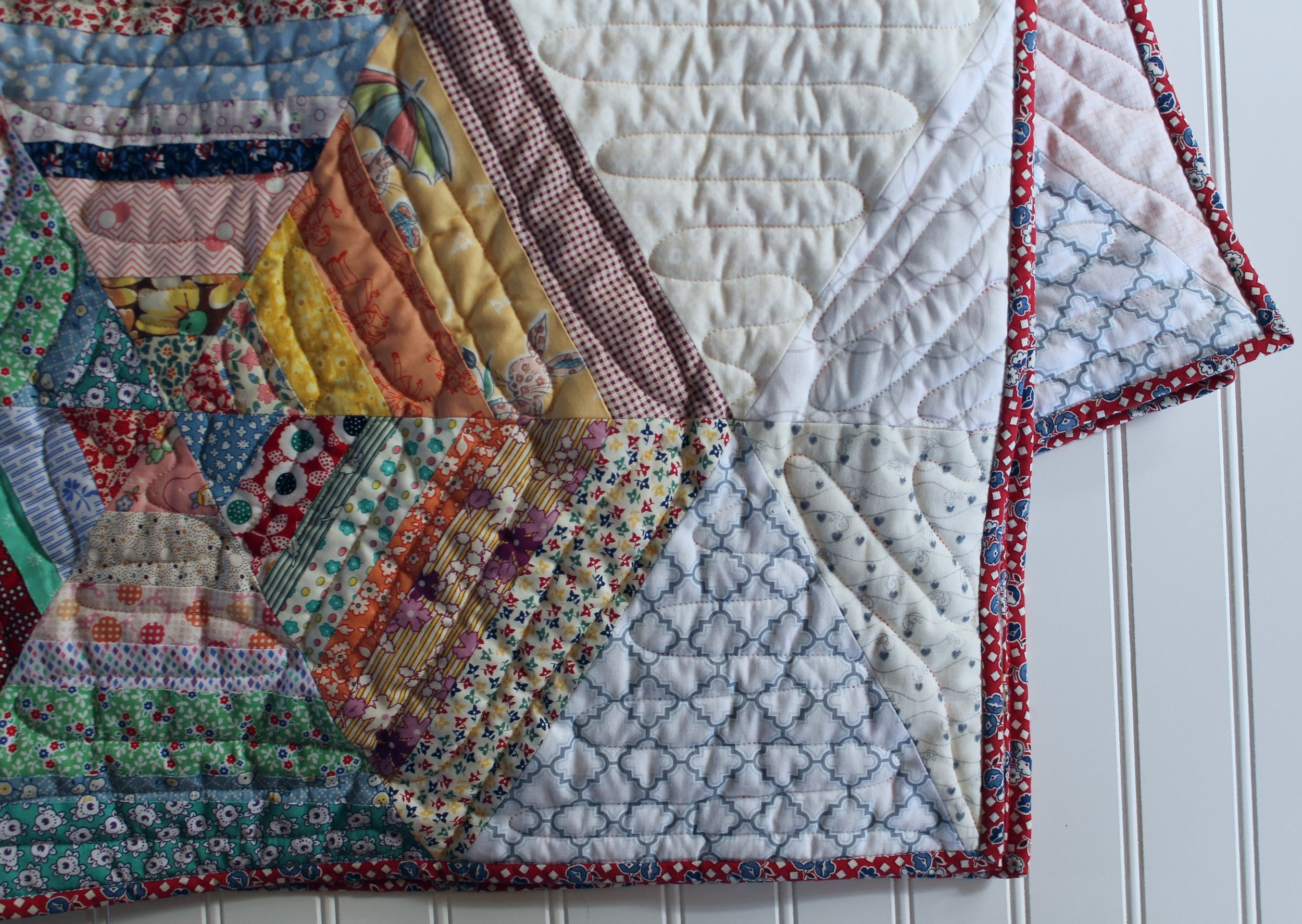 SWOK Quilt Guild Strip Challenge by Katie Mae Quilts