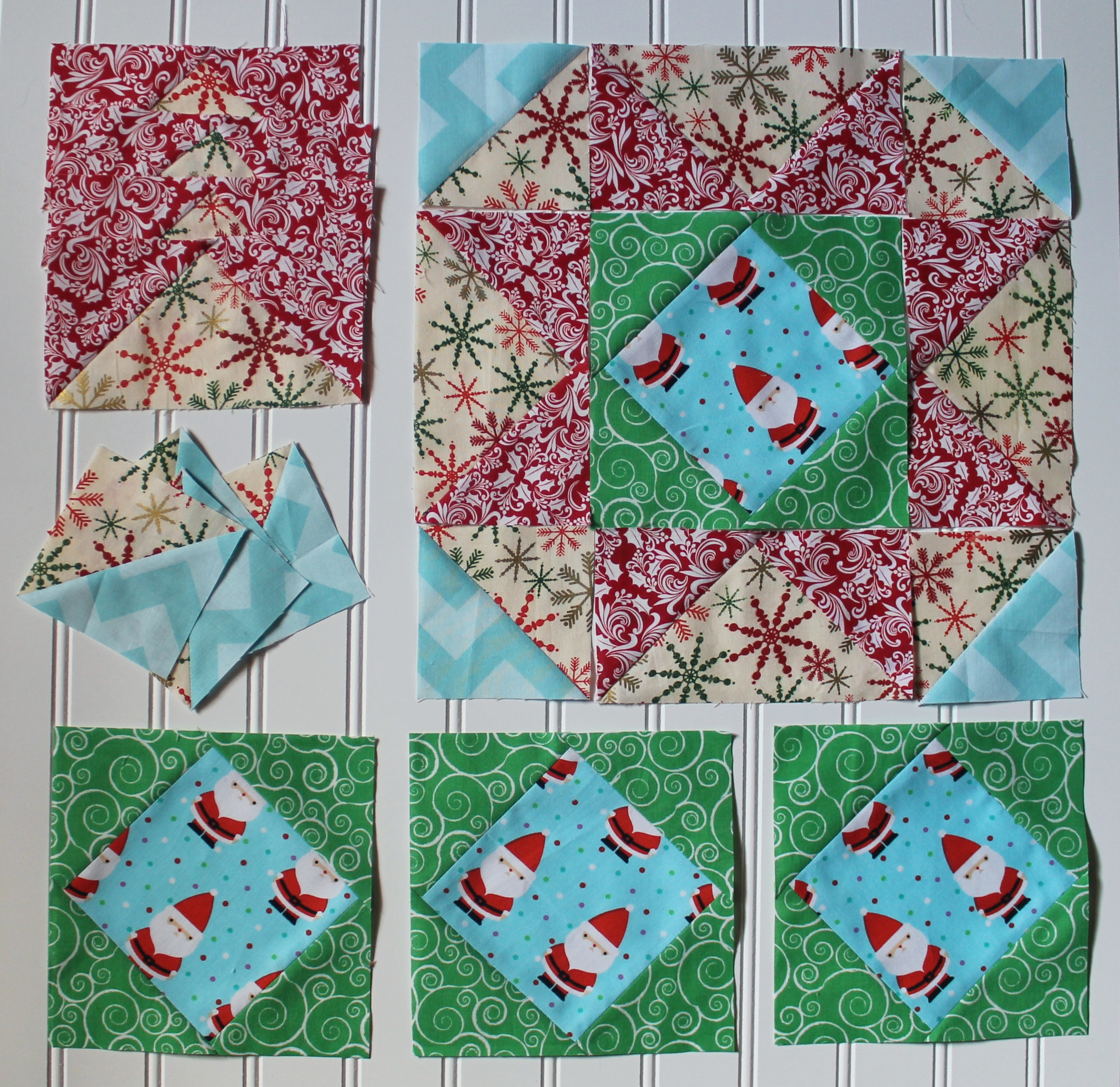 Christmas in July Blog Hop by Katie Mae Quilts