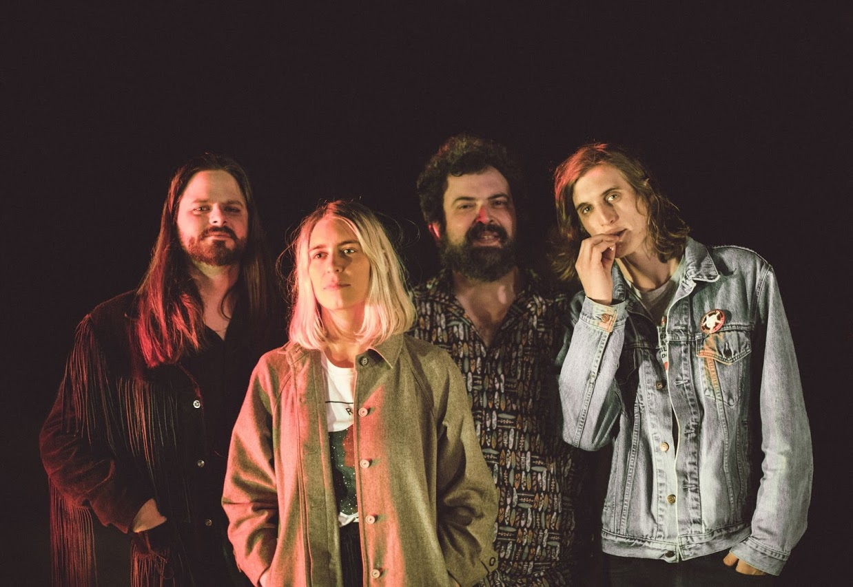 ANNIE TAYLOR BAND - Psychedelic Rock, Grunge, Space Pop
