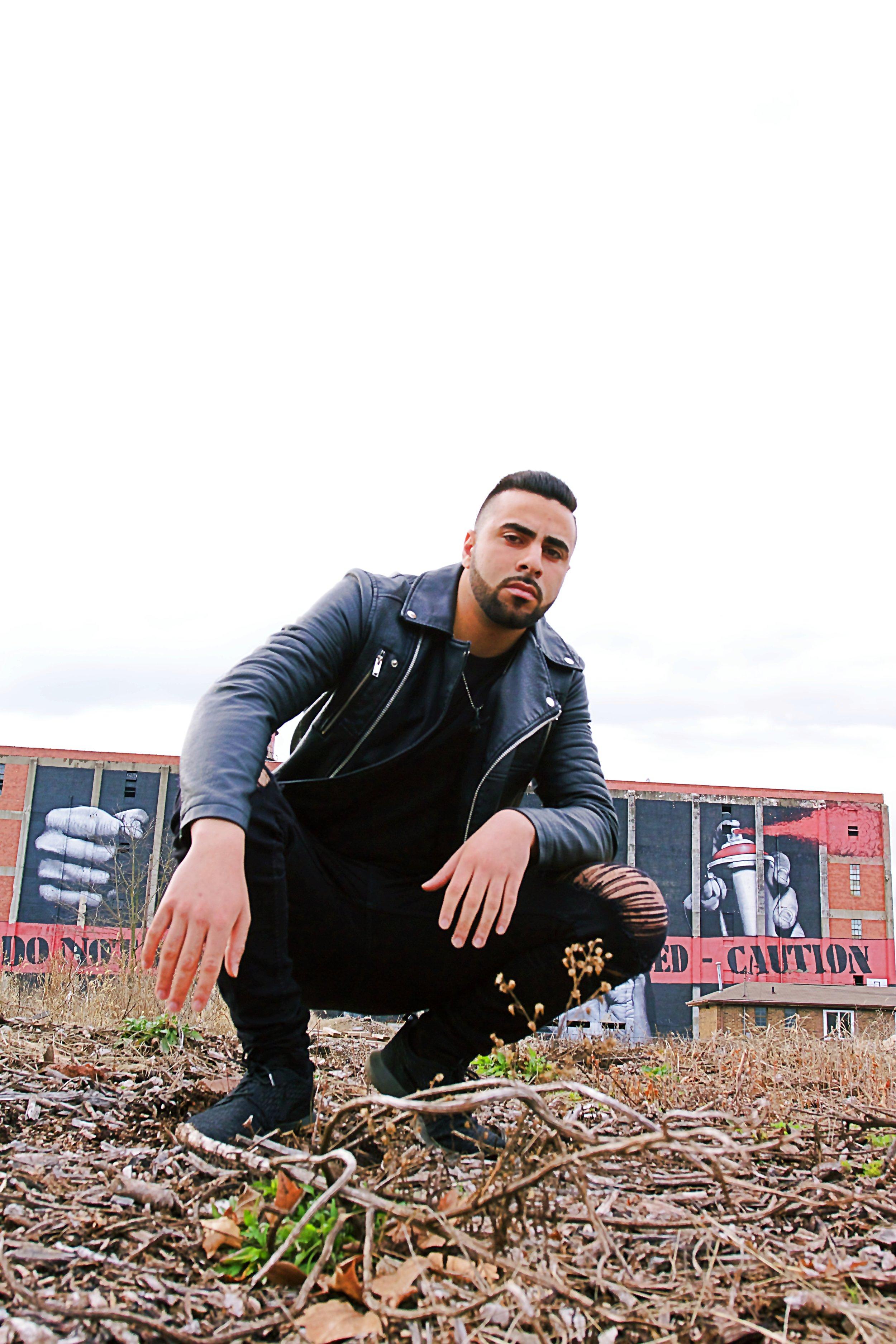 REZA JANJAL - Rap/Hip Hop