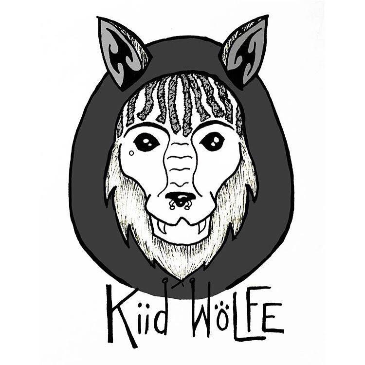 KIID WOLFE - Alternative ,Rock, HipHop, TrapMetal