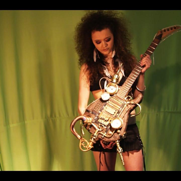 Velvet Neptune - Alternative, Rock, Metal, Industrial, Electronica, Classical-techno, Classical