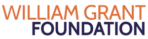 William Grant Foundation logo PNG 2019.png