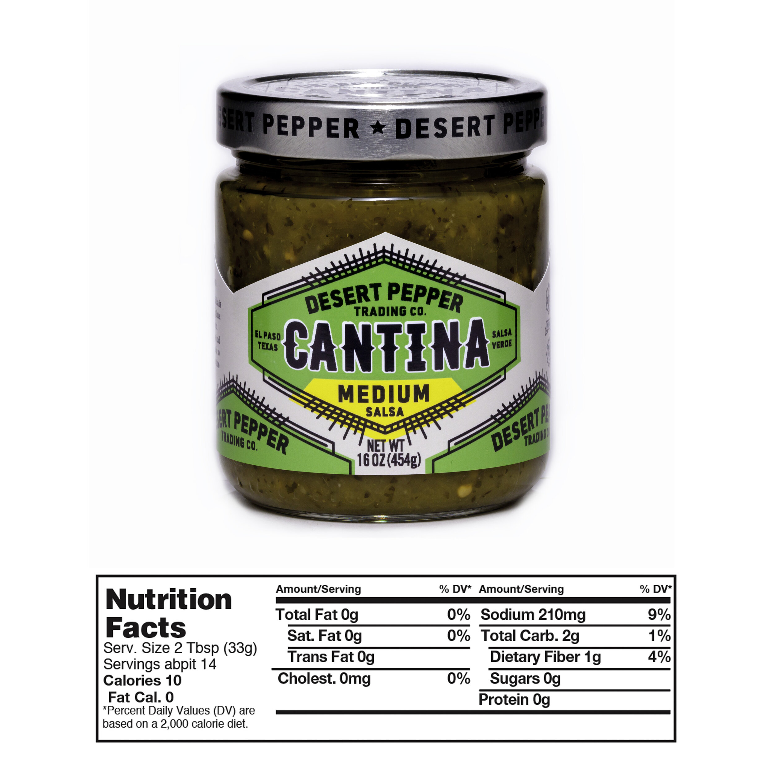 Cantina Green - Medium
