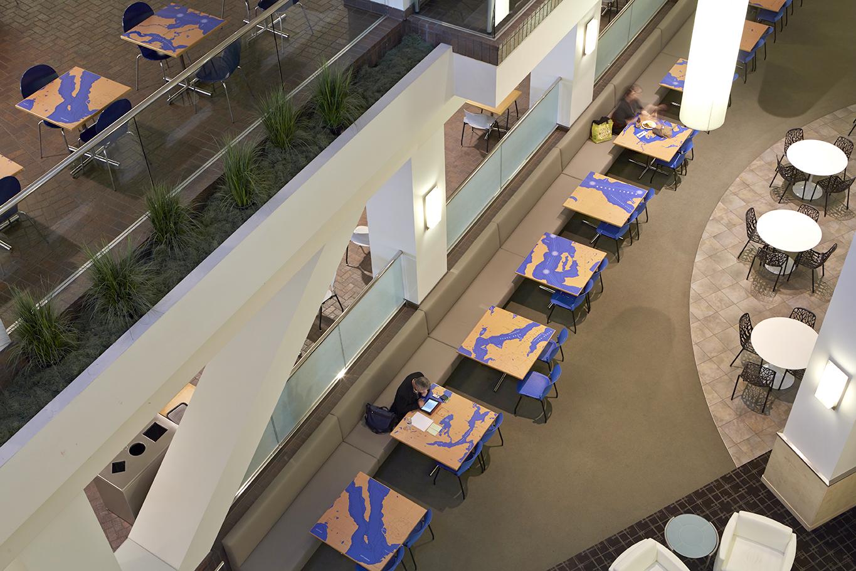 Atrium-tables