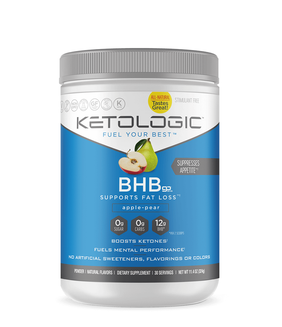 KetoLogic Beta hydroxybutyrate    Buy now from KetoLogic