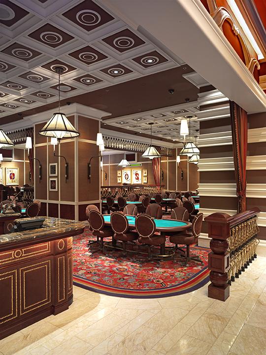 Gasser  Wynn Poker Entry