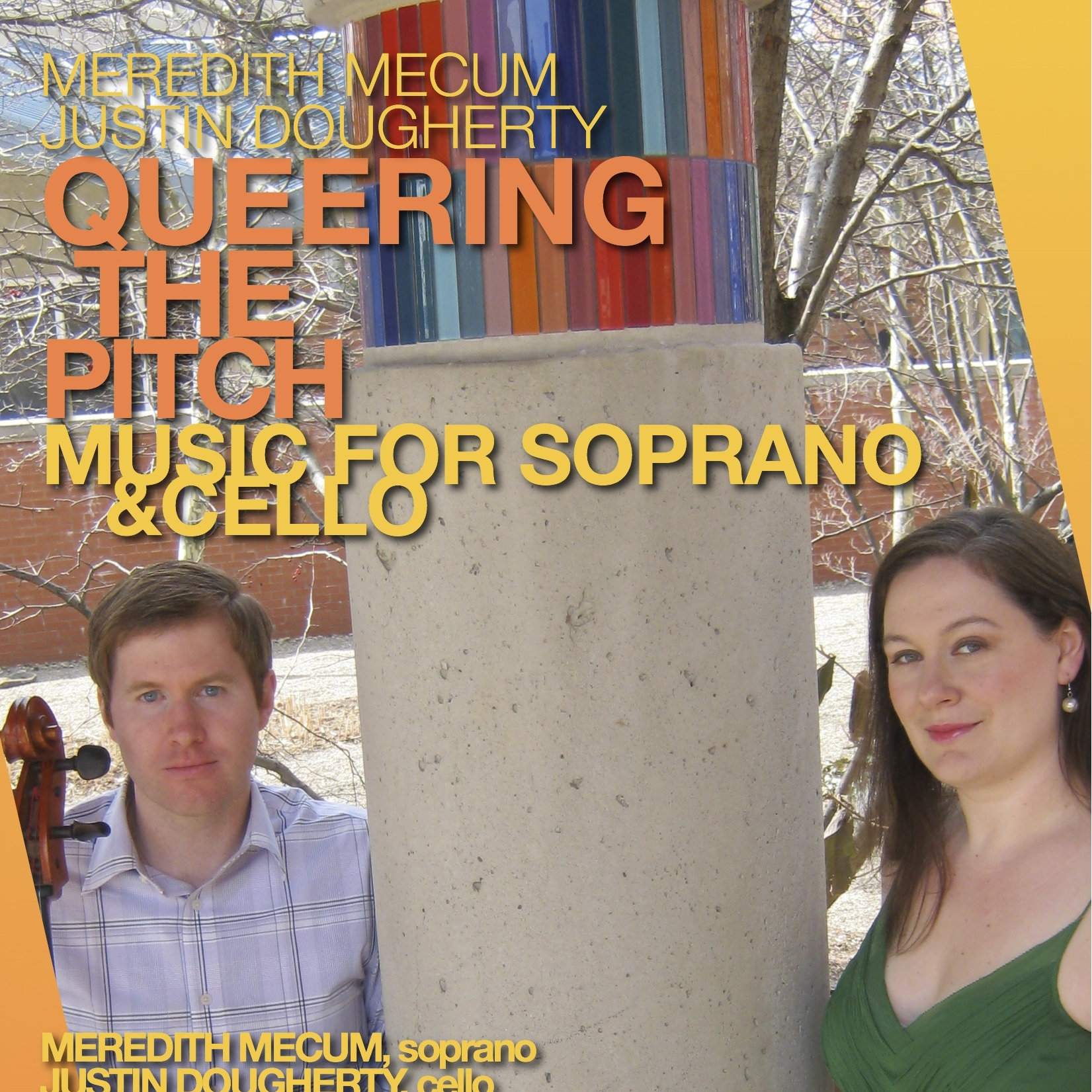 Queering the Pitch: music for soprano and cello