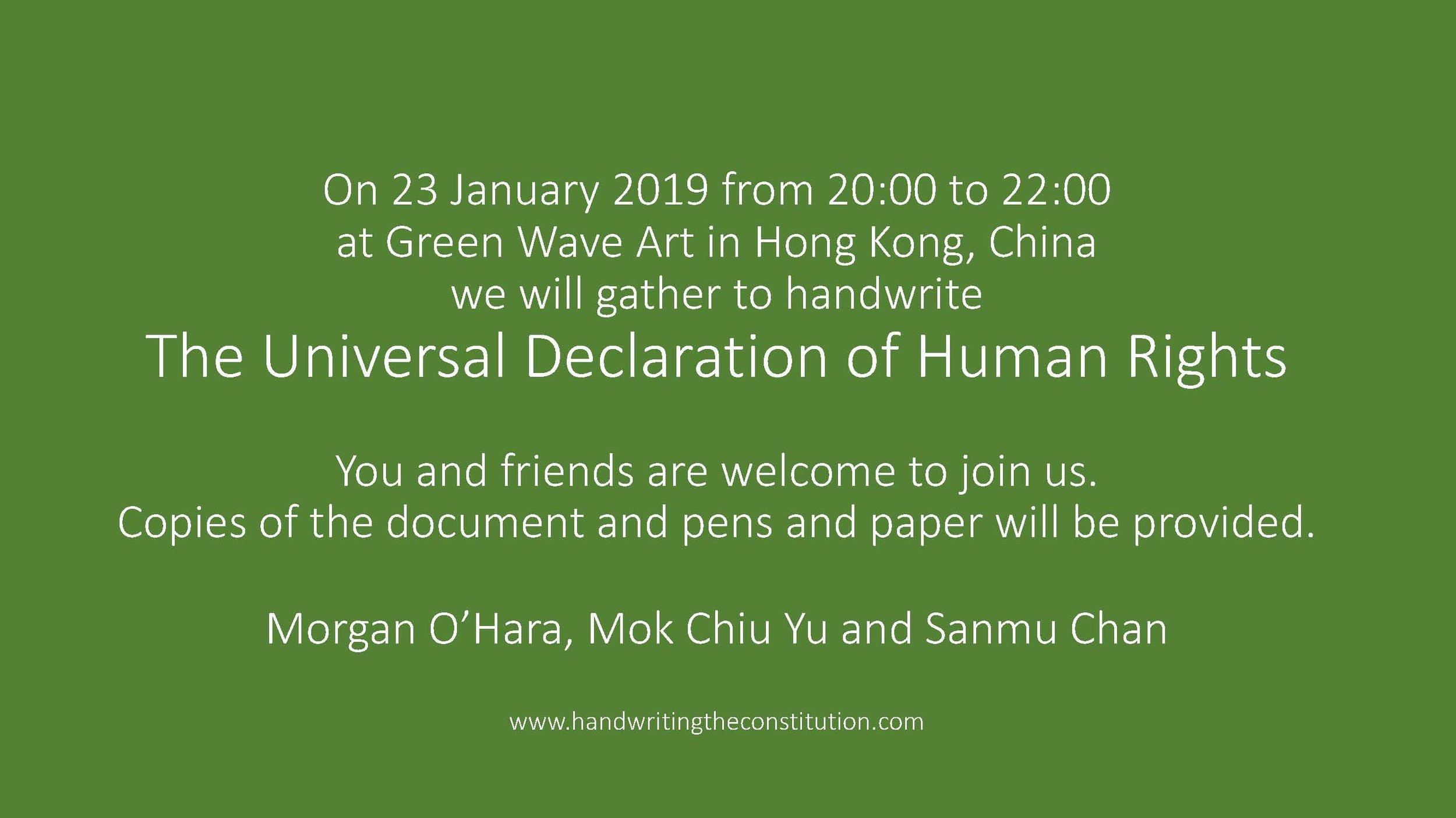 23 January 2019hong kong, china - session 91with morgan o'hara, mok chiu yuand sanmu chan