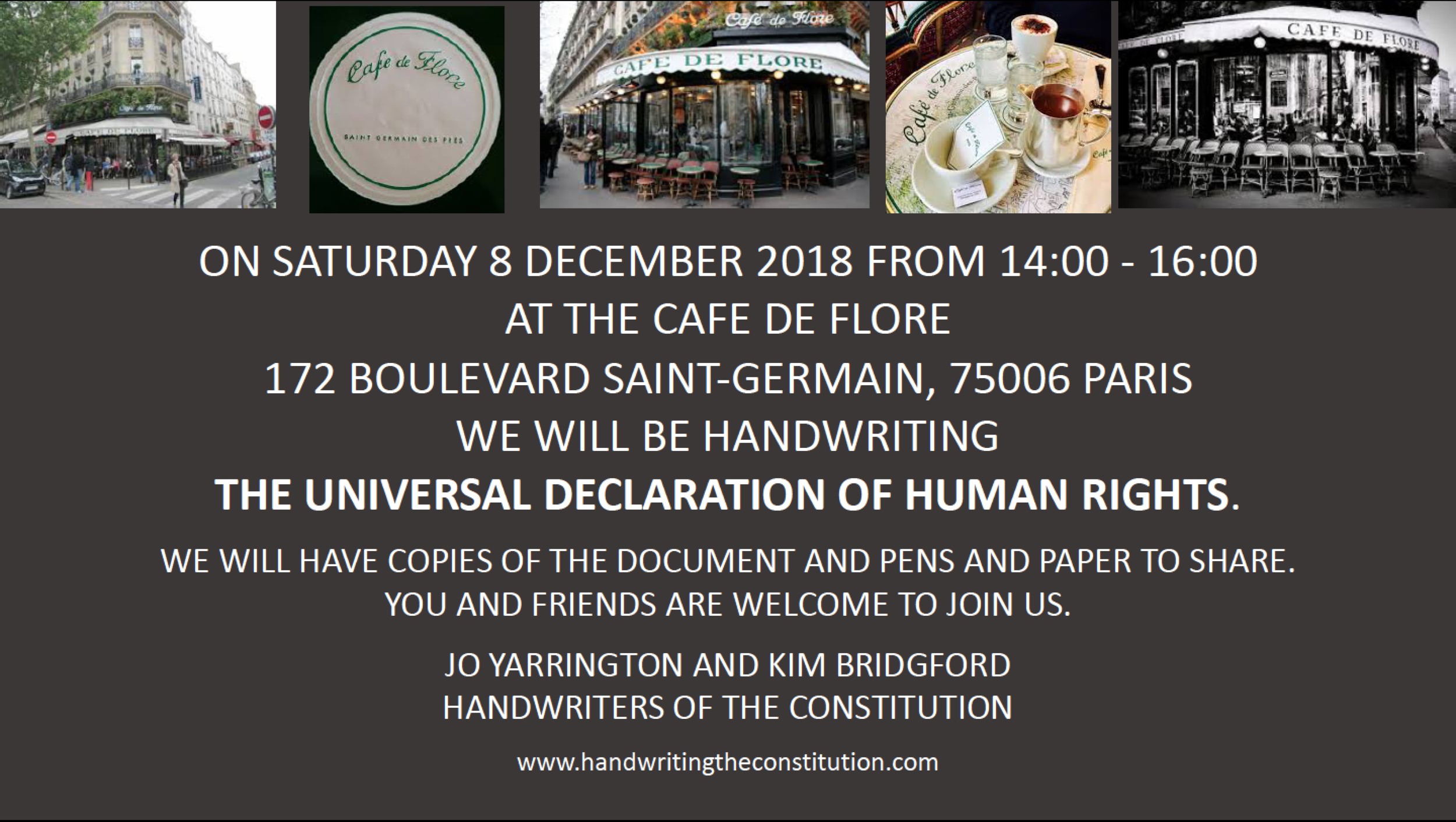 8 december 2018paris, france - session 83collaborators jo yarringtonand kim bridgford