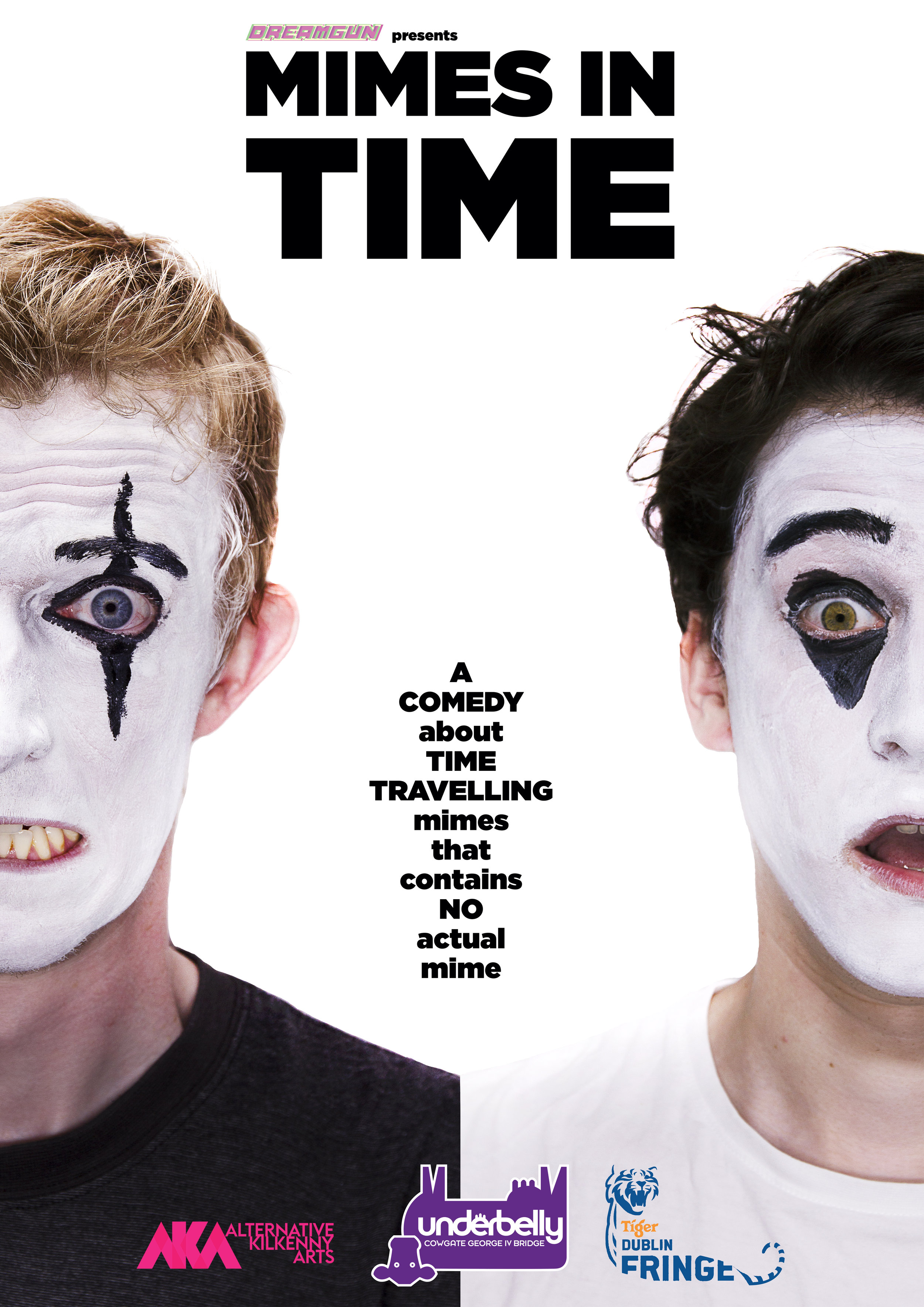 Mimes in Time