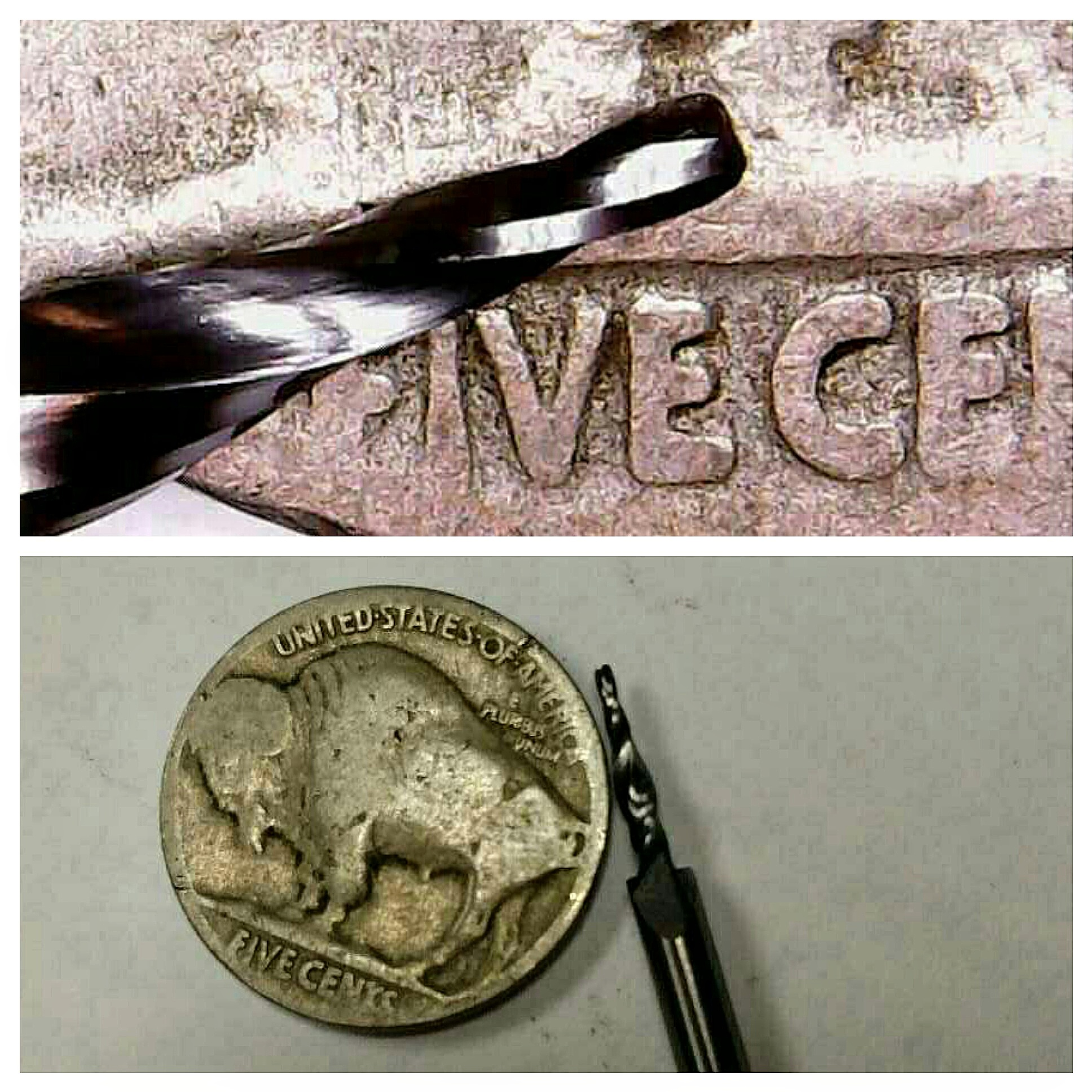 Tapered Ballnose Endmill - Buffalo Nickel .jpg