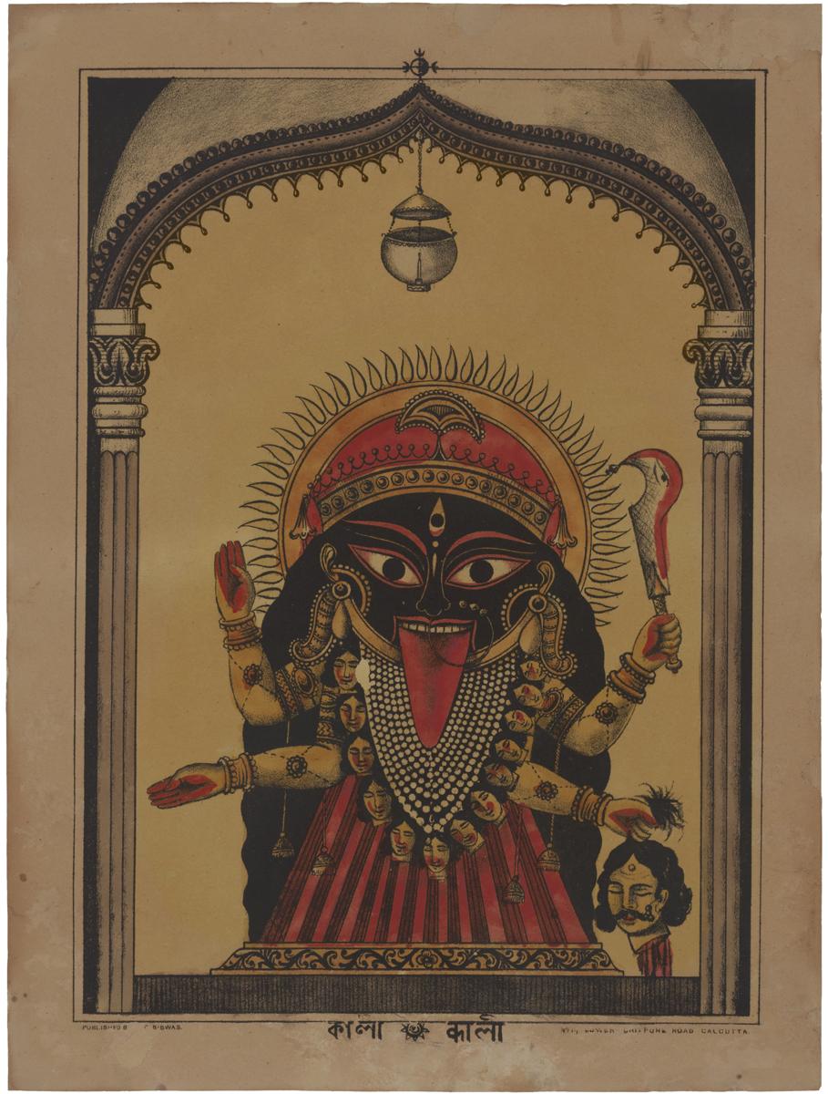 Kali, c. 1880